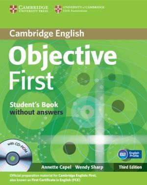 Cambridge First Certificate Students Book
