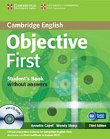 Student's book B2.3 - Objective FCE