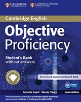 Student's book C2.1 Proficiency